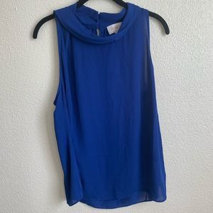 Laundry By Shelli Segal Sleeveless Top
